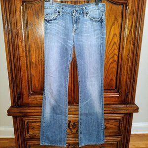 7 For All Mankind Roxanne Bootcut Jeans Size 27